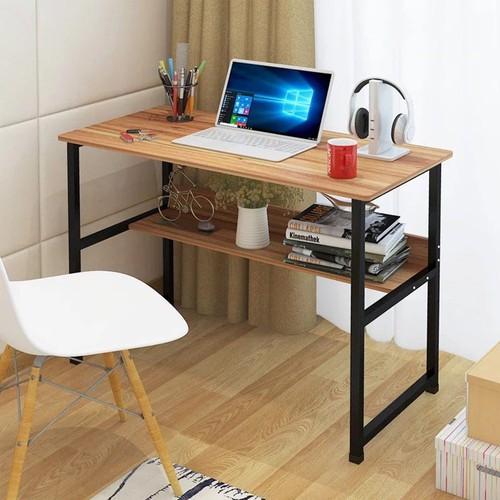 Bàn đa năng cỡ nhỏ-Bàn làm việc -bàn gỗ-bàn học-bàn-bàn làm việc đa năng-bàn gỗ-bàn gỗ 2 tầng-bàn gỗ chân sắt-bàn làm việc tiện ích - 5635576 , 12064736 , 15_12064736 , 838000 , Ban-da-nang-co-nho-Ban-lam-viec-ban-go-ban-hoc-ban-ban-lam-viec-da-nang-ban-go-ban-go-2-tang-ban-go-chan-sat-ban-lam-viec-tien-ich-15_12064736 , sendo.vn , Bàn đa năng cỡ nhỏ-Bàn làm việc -bàn gỗ-bàn học-bà