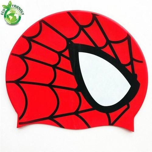 Nón bơi trẻ em SPIDER XANH chống nước, chất liệu Silicone an toàn-Red - 5070011 , 10716525 , 15_10716525 , 89000 , Non-boi-tre-em-SPIDER-XANH-chong-nuoc-chat-lieu-Silicone-an-toan-Red-15_10716525 , sendo.vn , Nón bơi trẻ em SPIDER XANH chống nước, chất liệu Silicone an toàn-Red