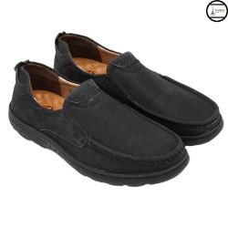 Giày lười nam da bò cao cấp cổ điển Thời Trang A498