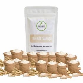 Tinh Bột Cám Gạo 1kg Nguyên Chất Bảo Nam - BCG1