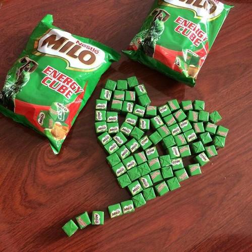 Kẹo cube milo loại 100 viên 275gr