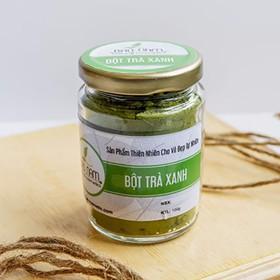 Bột Trà Xanh Pha Uống Nguyên Chất Bảo Lộc 100g - Bảo Nam - bottraxanh6