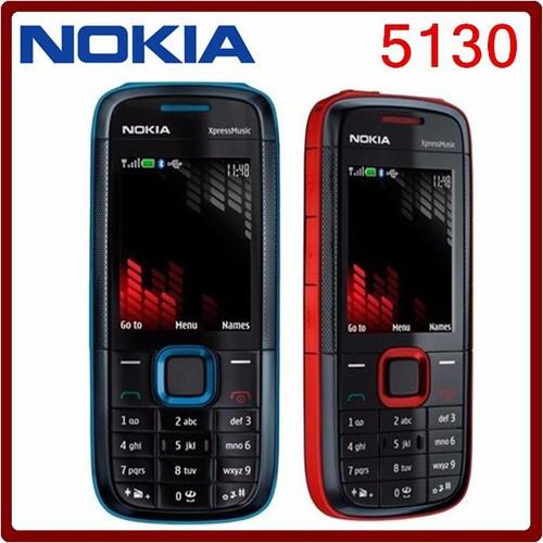 Điện thoại Nokia 5130 chính hãng nghe nhạc