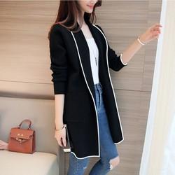 Áo khoác cardigan 3 màu Quảng Châu