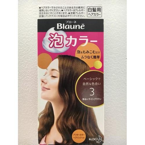 Thuốc nhuộm tóc phủ bạc Blaune, hàng nội địa Nhật - 10682101 , 10701912 , 15_10701912 , 320000 , Thuoc-nhuom-toc-phu-bac-Blaune-hang-noi-dia-Nhat-15_10701912 , sendo.vn , Thuốc nhuộm tóc phủ bạc Blaune, hàng nội địa Nhật