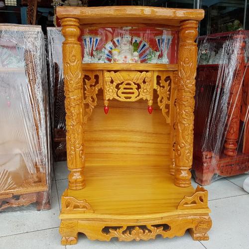 bàn thờ thần tài ông địa gỗ gõ đỏ ngang 60 cm - 10681182 , 10698399 , 15_10698399 , 5800000 , ban-tho-than-tai-ong-dia-go-go-do-ngang-60-cm-15_10698399 , sendo.vn , bàn thờ thần tài ông địa gỗ gõ đỏ ngang 60 cm