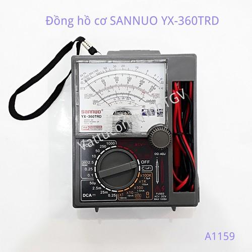 Đồng hồ vạn năng kim YX-360 TRD