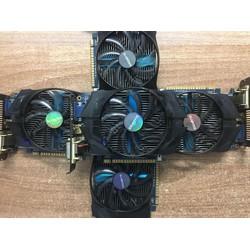 Card Màn Hình  Gigabyte GTX 650TiOC 1GB DDR5