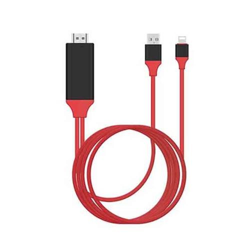 Cáp chuyển đổi kết nối Iphone, Ipad sang Tivi cổng HDMI