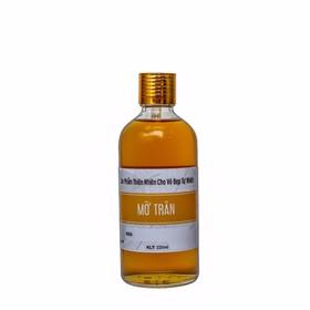 Mỡ trăn Bảo Nam 100 nguyên chất trị bỏng, dưỡng da, triệt lông 100ml - motranadrrty