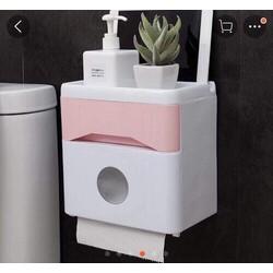 kệ để giấy vệ sinh ngăn nắp gọn gàng