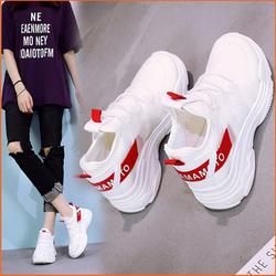 FREE SHIP - HOT TREND  Giày thể thao nữ |Giày Sneaker nữ màu trắng