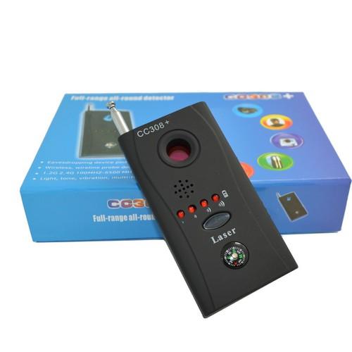 Thiết bị dò máy ghi âm camera quay trộm CC308+ - 4436738 , 12143750 , 15_12143750 , 240000 , Thiet-bi-do-may-ghi-am-camera-quay-trom-CC308-15_12143750 , sendo.vn , Thiết bị dò máy ghi âm camera quay trộm CC308+