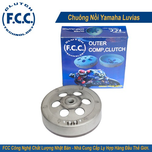 Chuông nồi FCC Yamaha Luvias