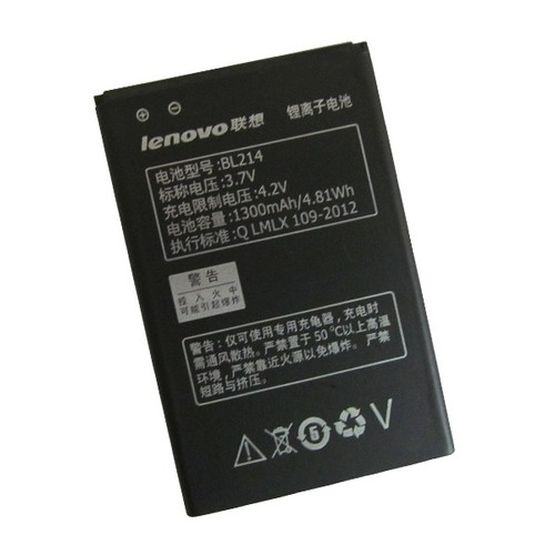 Pin Lenovo A218 A269 A305 A208 BL214 1300mah