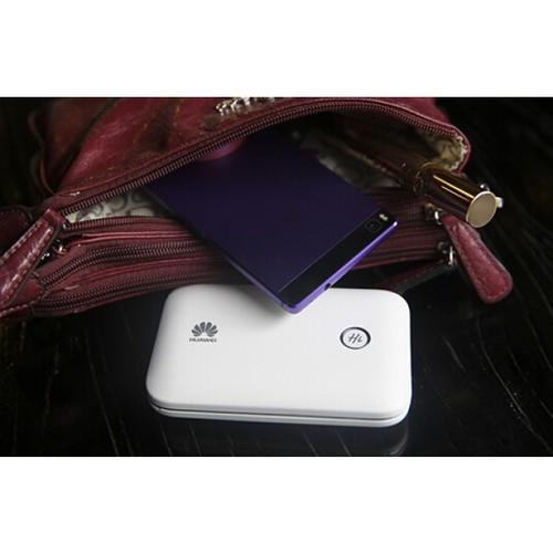 Bộ phát wifi 3g 4g lte huawei e5771 kiêm pin sạc dự phòng 9600mah