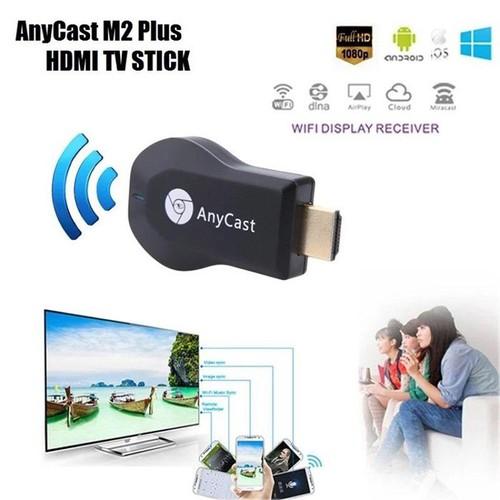 Kết nối điện thoại với tivi HDMI Anycast M4 Plus