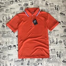 Áo phông cổ bẻ nam xuất khẩu Hàn hàng thể thao