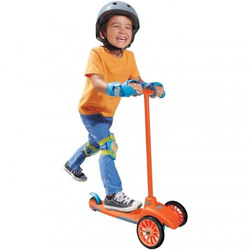 Xe trượt scooter hiệu Little Tikes nhập Mỹ màu cam và xanh dương