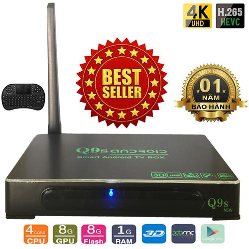 Android Tivi Box Ultra HD Q9s New kèm Chuột Bay Kiêm Bàn Phím Mini I8 - 4259010 , 10439250 , 15_10439250 , 750000 , Android-Tivi-Box-Ultra-HD-Q9s-New-kem-Chuot-Bay-Kiem-Ban-Phim-Mini-I8-15_10439250 , sendo.vn , Android Tivi Box Ultra HD Q9s New kèm Chuột Bay Kiêm Bàn Phím Mini I8