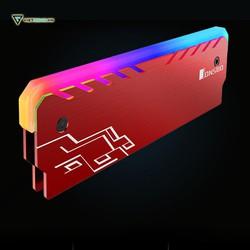 Tản nhiệt ram Led RGB Jonsbo Màu đỏ chất lượng cao giá rẻ