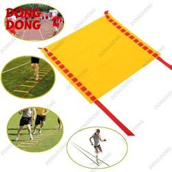 Thang dây thể thao tập luyện thể lực bóng đá 10m 20 thanh