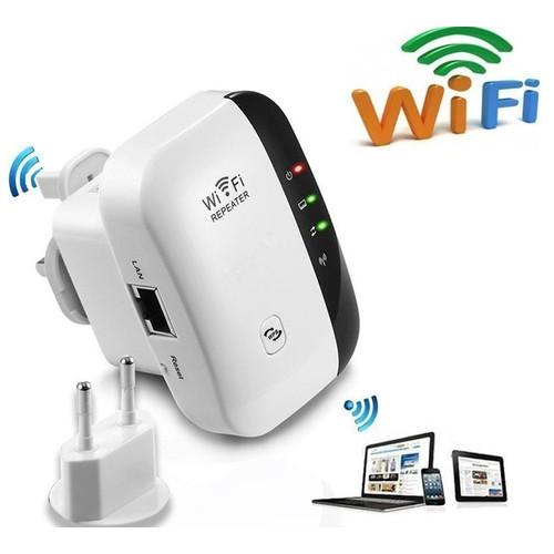 Bộ thu phát wifi Repeater Wireless-N 300M chuẩn