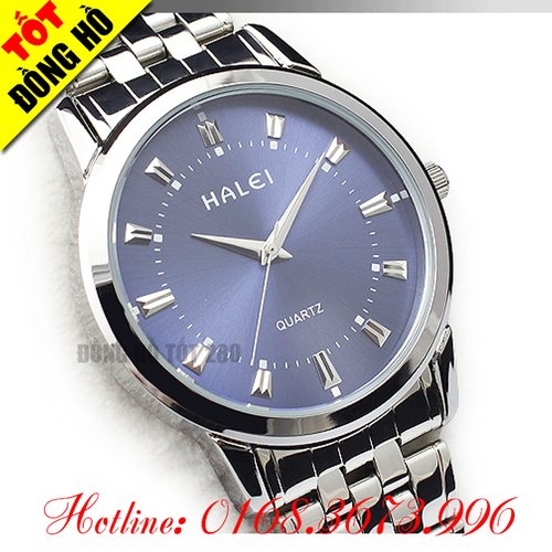 Đồng hồ nam Halei chống nước chống xước 3 màu - 4261707 , 10443831 , 15_10443831 , 450000 , Dong-ho-nam-Halei-chong-nuoc-chong-xuoc-3-mau-15_10443831 , sendo.vn , Đồng hồ nam Halei chống nước chống xước 3 màu