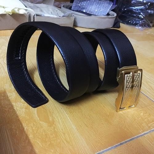 thắt lưng da dây nịt nam  doanh nhân  thời trang khóa vàng ánh kim - 4253790 , 10432560 , 15_10432560 , 489000 , that-lung-da-day-nit-nam-doanh-nhan-thoi-trang-khoa-vang-anh-kim-15_10432560 , sendo.vn , thắt lưng da dây nịt nam  doanh nhân  thời trang khóa vàng ánh kim