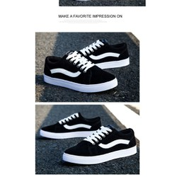Giày Sneaker Thể Thao Nam Sodoha SNN35-56 Black