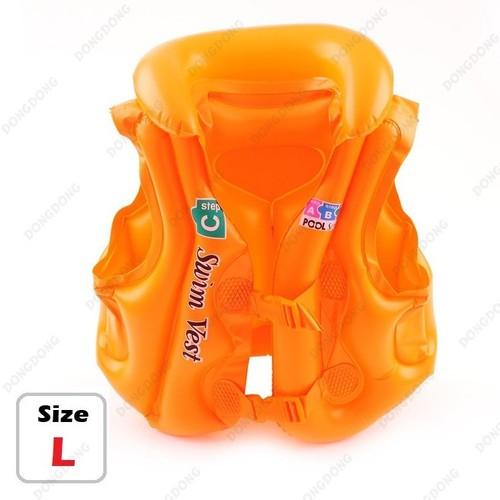 Áo phao bơi trẻ em ABC - Size L cho bé từ 8-15 tuổi Xanh, Vàng, Cam - 4257539 , 10436728 , 15_10436728 , 79000 , Ao-phao-boi-tre-em-ABC-Size-L-cho-be-tu-8-15-tuoi-Xanh-Vang-Cam-15_10436728 , sendo.vn , Áo phao bơi trẻ em ABC - Size L cho bé từ 8-15 tuổi Xanh, Vàng, Cam