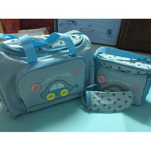 Set 3 túi đựng đồ sơ sinh cho mẹ và bé - 4256990 , 10436271 , 15_10436271 , 195000 , Set-3-tui-dung-do-so-sinh-cho-me-va-be-15_10436271 , sendo.vn , Set 3 túi đựng đồ sơ sinh cho mẹ và bé