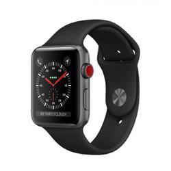 Apple Watch Series 3 Cellular 42mm Gray Aluminum Case MQK22