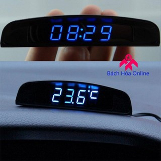 Đồng hồ trên ô tô điện tử mini DIY V5 - DIY V5 thumbnail