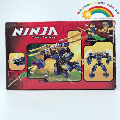 Lắp Ghép thông minh Ninja No.10317 KC883