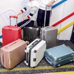 Vali kéo 24  phong cách Hàn Quốc   khóa số TSA