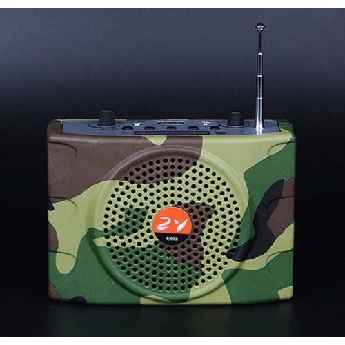 Loa bẫy chim điều khiển từ xa ZY-898-Thẻ File 40 tiếng