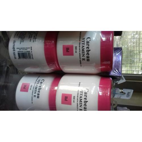 kem dưỡng ẩm vitamin E thái hũ 500ml