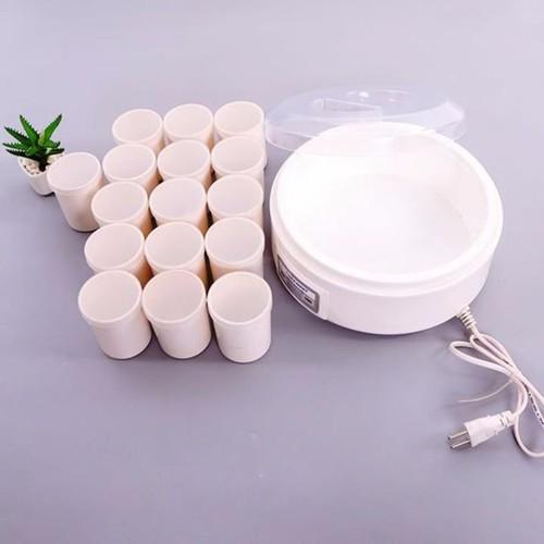 Máy làm sữa chua chefman 16 cốc - Máy làm sữa chua - 4487728 , 13711506 , 15_13711506 , 249000 , May-lam-sua-chua-chefman-16-coc-May-lam-sua-chua-15_13711506 , sendo.vn , Máy làm sữa chua chefman 16 cốc - Máy làm sữa chua