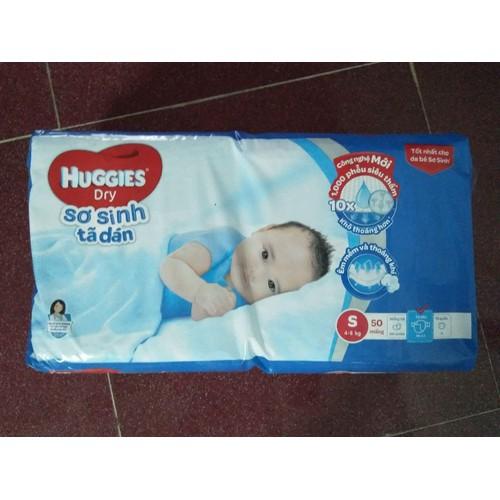 Tã dán sơ sinh Huggies S56 - 4260995 , 10442900 , 15_10442900 , 175000 , Ta-dan-so-sinh-Huggies-S56-15_10442900 , sendo.vn , Tã dán sơ sinh Huggies S56