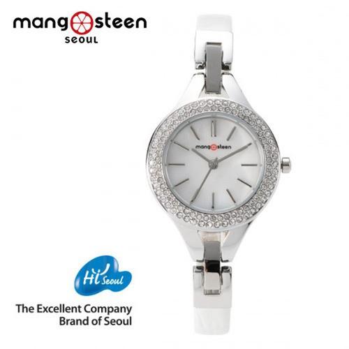 Đồng hồ nữ MS502A Mangosteen Seoul Hàn Quốc dây da