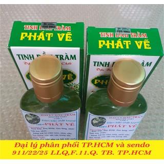 dầu tràm nguyên chất - dau tram thumbnail