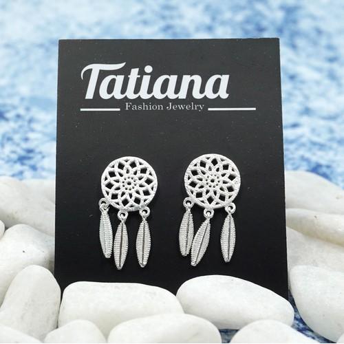 Khuyên Tai Nụ Nữ  Dreamcatcher -Tatiana - BB2353