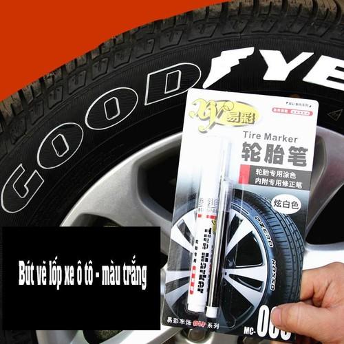 Bút vẽ lốp xe ô tô - 6483471 , 13121144 , 15_13121144 , 79300 , But-ve-lop-xe-o-to-15_13121144 , sendo.vn , Bút vẽ lốp xe ô tô
