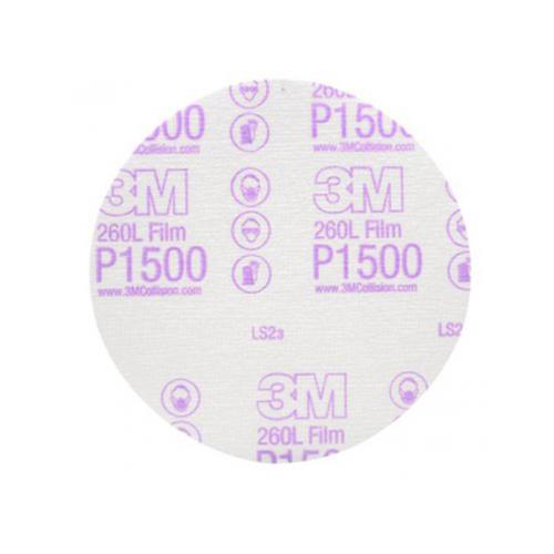 Nhám đĩa Film cao cấp cở hạt P1500  hộp 100 tờ