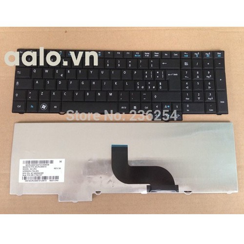 Bàn phím Laptop Acer TravelMate 5760 5760G 7750