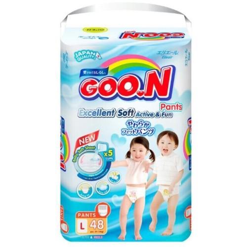 Bỉm quần Goon Slim L48