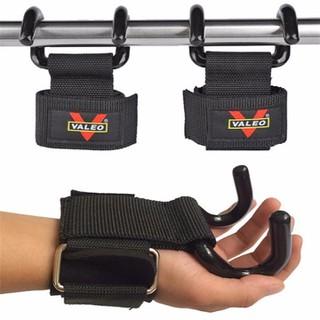 Quấn cổ tay có móc nâng tạ cao cấp Valeo -1018 - quanmocvaleo thumbnail
