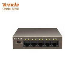 Thiết bị Switch Poe 5 cổng tốc độ 100M TENDA TEF1105P