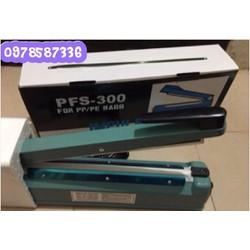 Máy hàn miệng túi pfs 300 _ Mép hàn 8mm _ 1 thanh dây hàn nhiệt